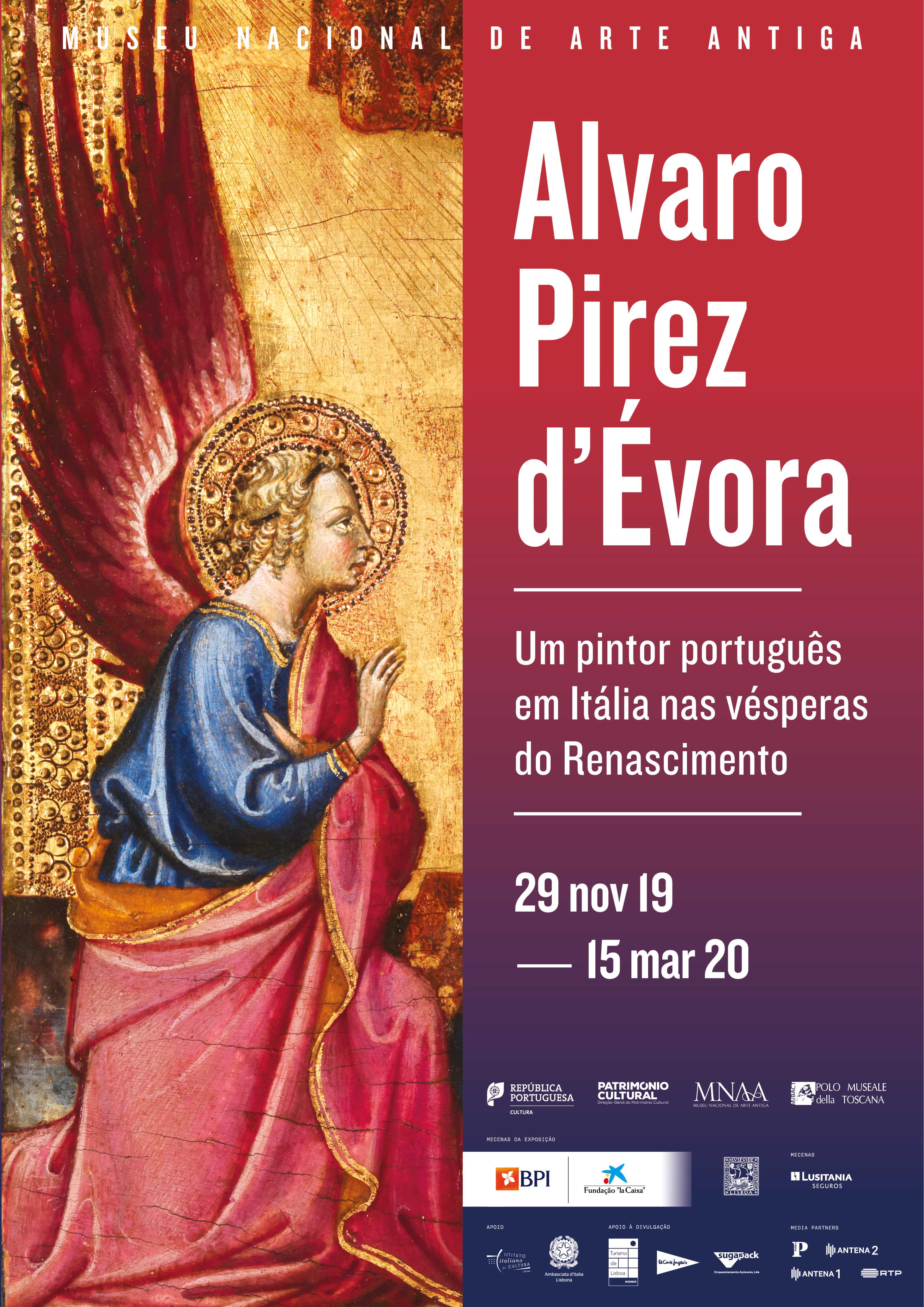 2019 EXPO Alvaro Pires cartaz