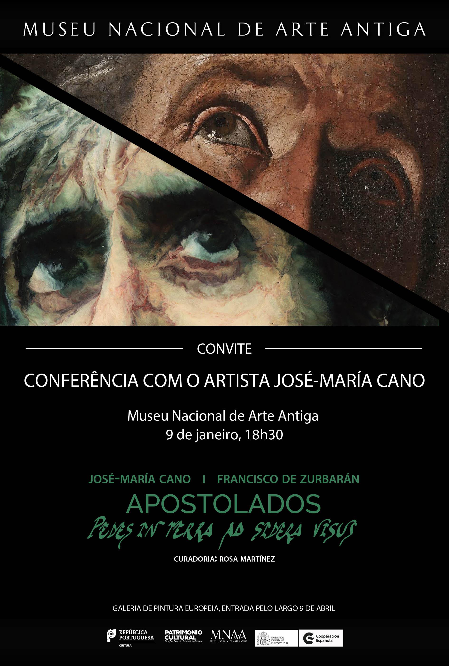 2020 convite conferencia Jose Maria Cano