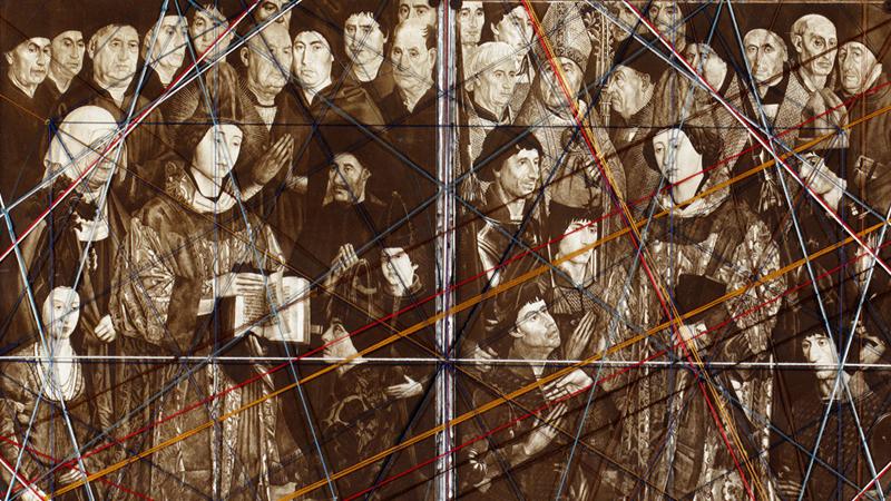 to June 27 | ART |  ALMADA NEGREIROS AND THE ST. VINCENT PANELS | Santos | €5