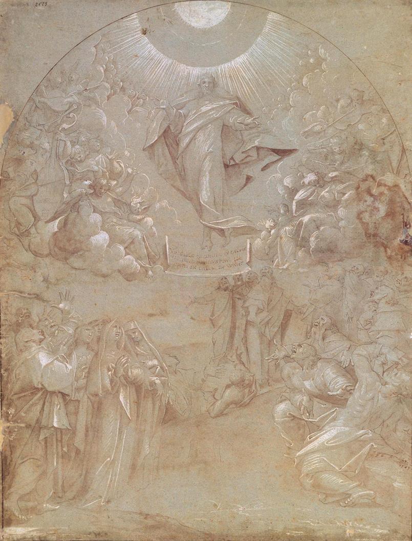 Ascensão de Cristo Fernão Gomes