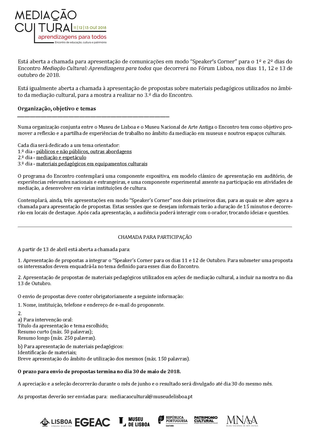 2018 SE Call for papers_aviso