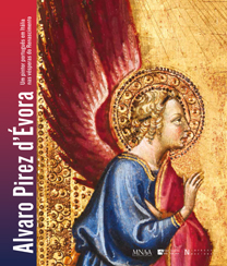 Capa catálogo - Exposição Álvaro Pirez DÉvora - Português