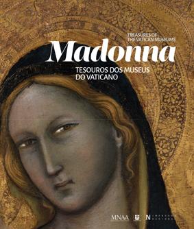 Madonna. Tesouros dos Museus do Vaticano - Capa catálogo