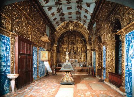 capela convento albertas