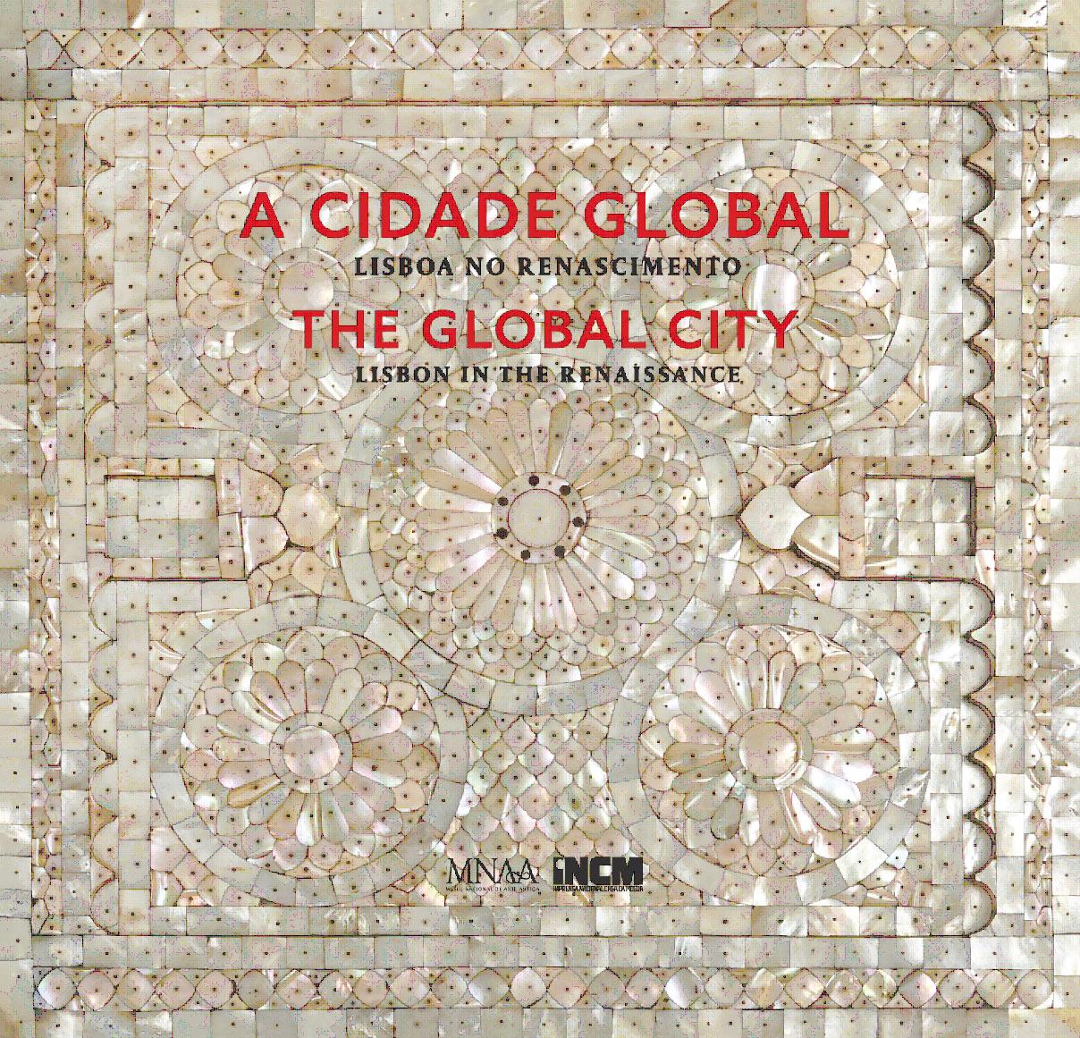 Cidade Global - capa catálogo