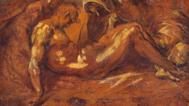Expo Mezanino Desenhos de Jacopo Palma