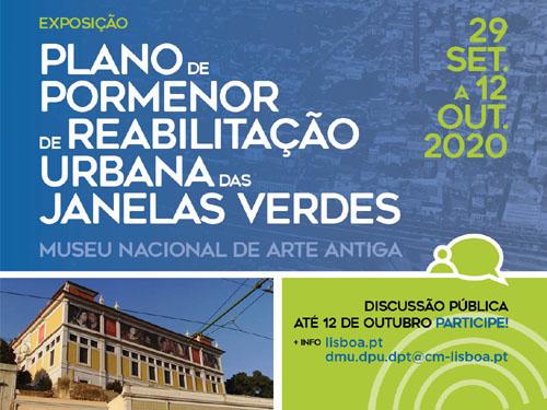 2020 Exposição Plano de Reabilitação Urbana 500X335