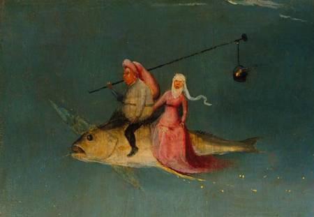 J. Bosch, Tentações de Santo Antão (pormenor), c.1500, MNAA. Fotografia DGPC-ADF Luísa Oliveira