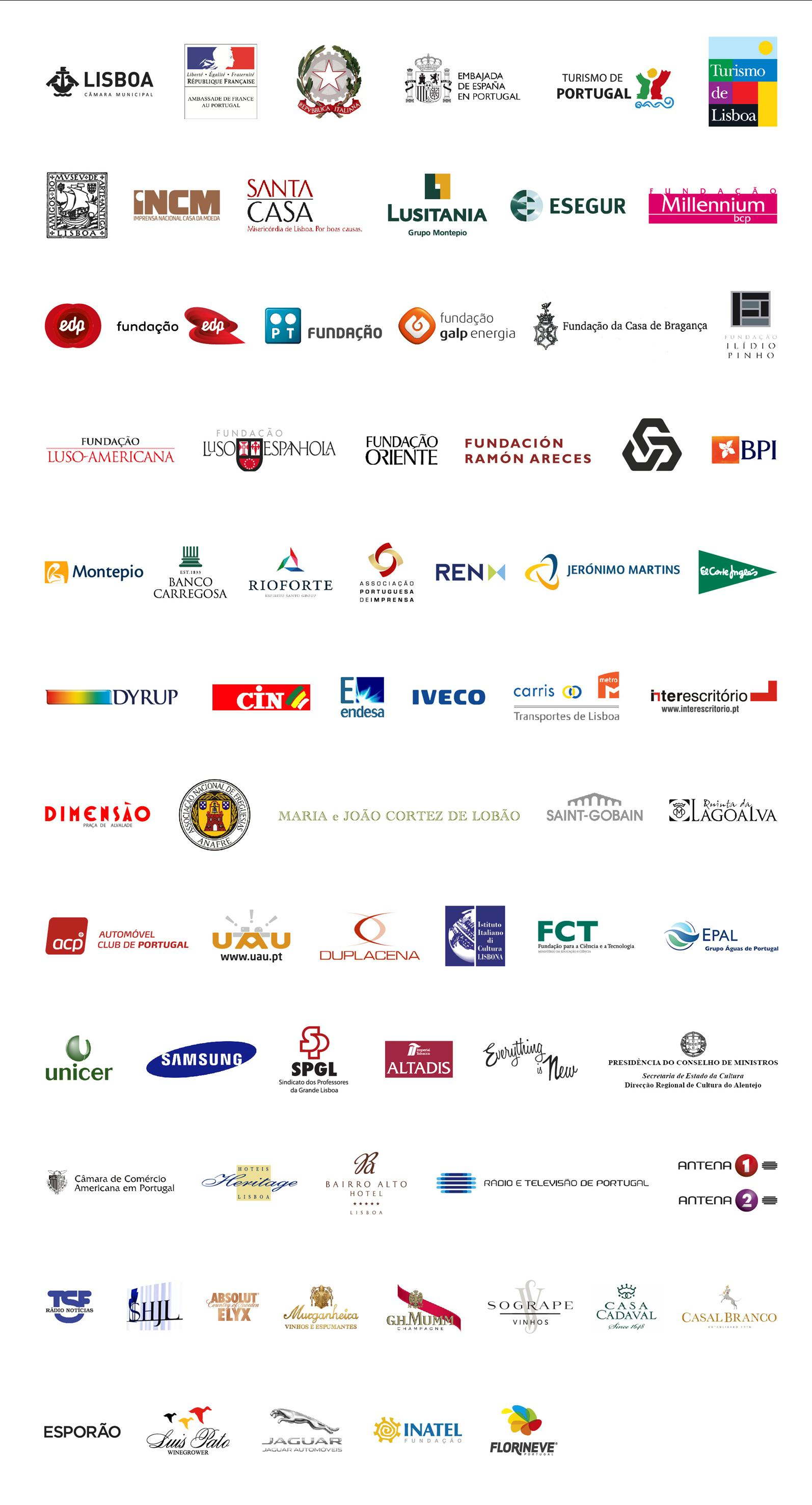 Logotipos mecenas 2017