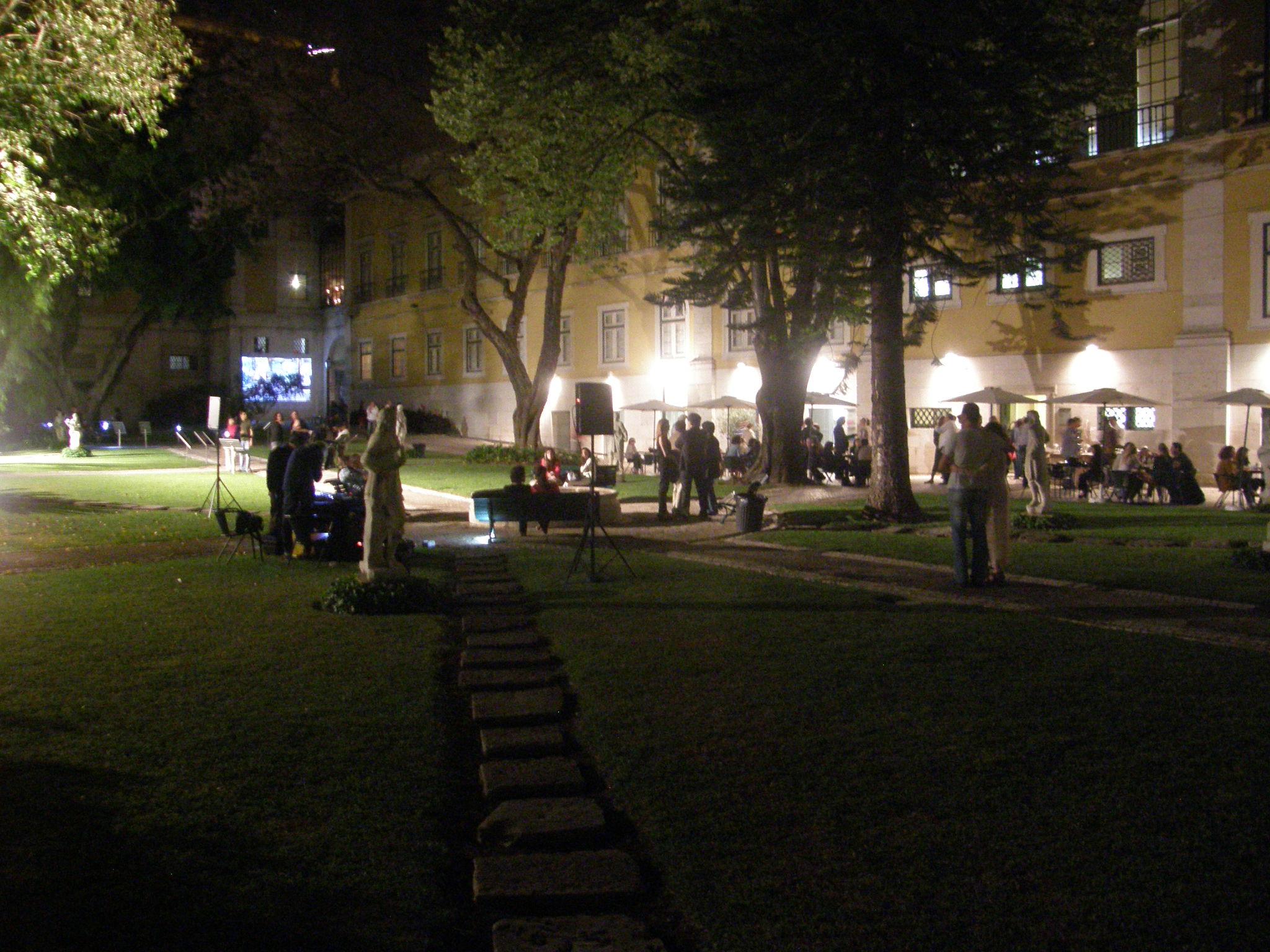 Noite dos Museus 2015