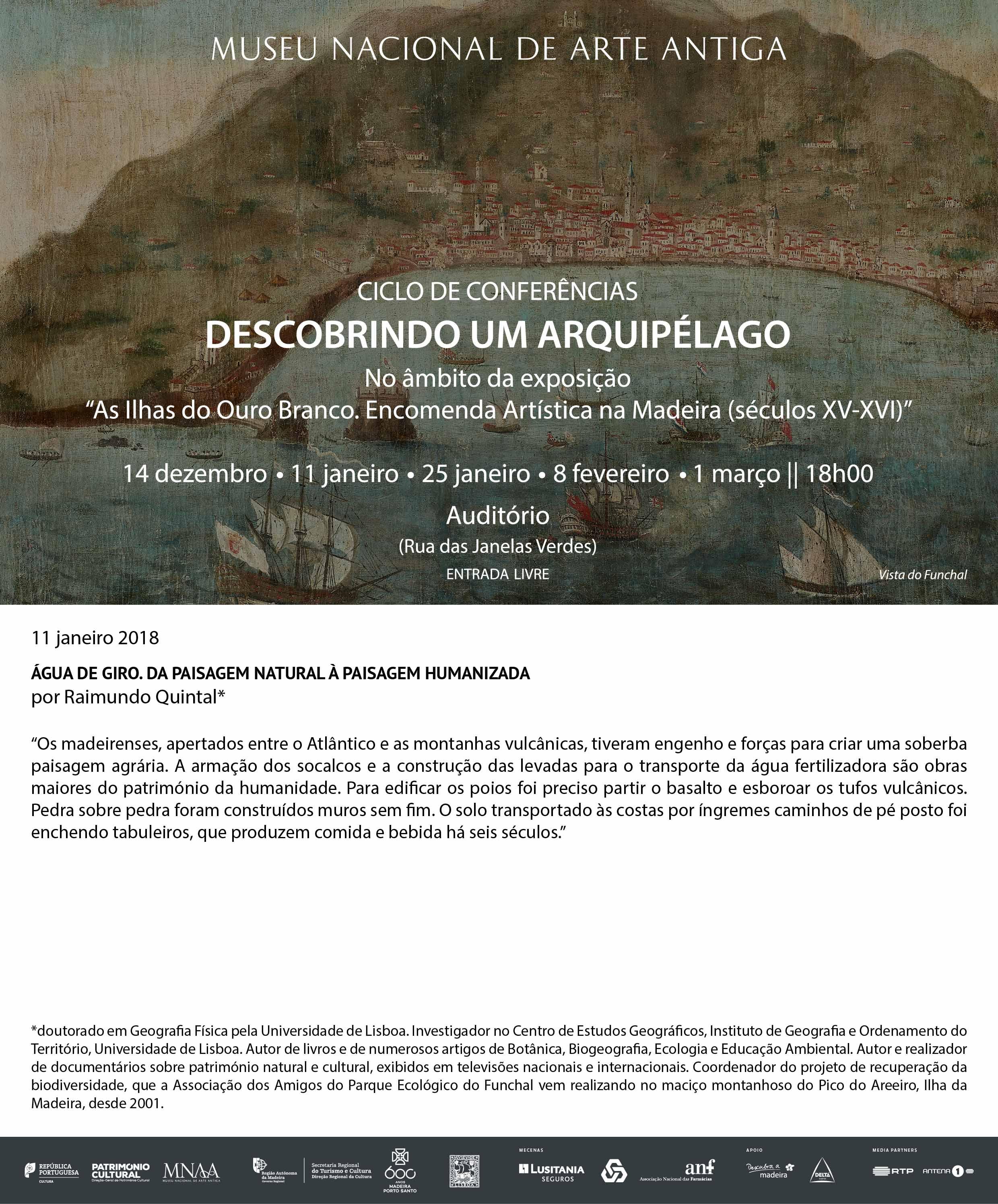 RAIMUNDO Ciclo_Conferencias_Madeira