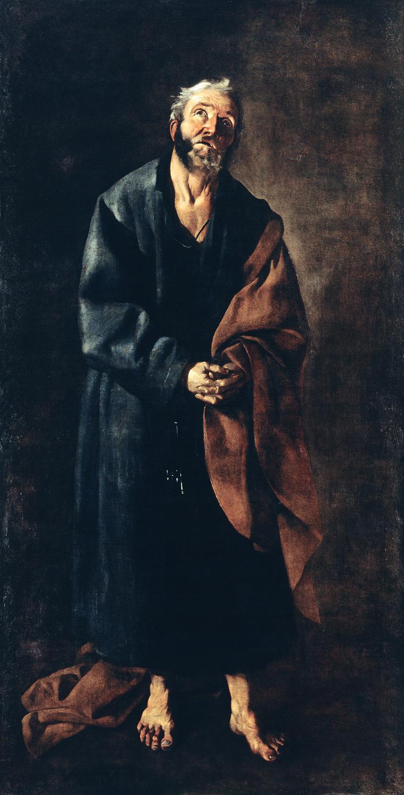 São Pedro Francisco de Zurbarán